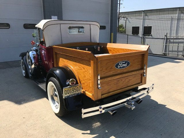 1931 Ford Model A Convertible Pickup - 17978707 - 7