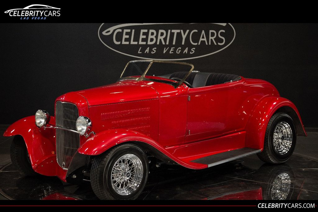 1931 Ford Model A Roadster Counting cars, Counts Kustoms build  - 18344466 - 0