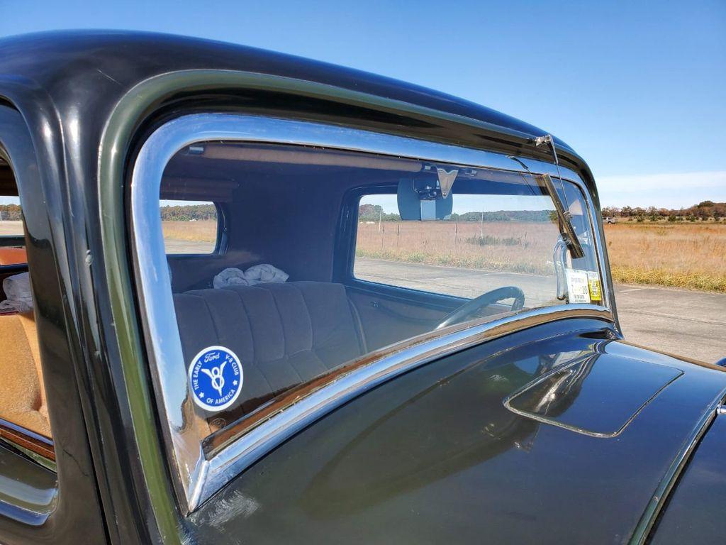 1932 Ford door hinge mirror except 3 window coupe