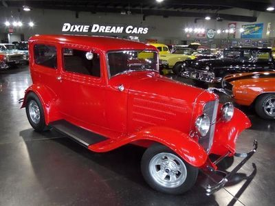 1932 Ford All Steel Tudor SOLD Sedan