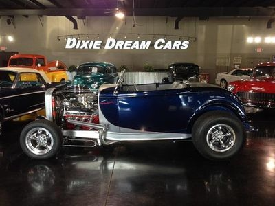 1932 Ford Highboy Roadster SOLD Convertible