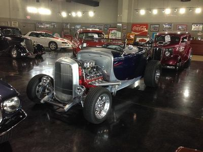 1932 Ford Highboy Roadster SOLD - Click to see full-size photo viewer