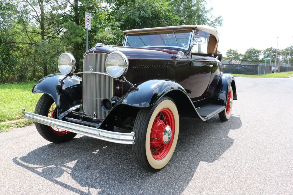 1932 Ford Model 18 Rumble Seat Roadster - 17809150 - 10