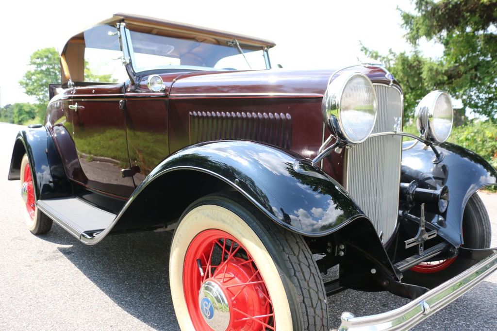 1932 Ford Model 18 Rumble Seat Roadster - 17809150 - 12