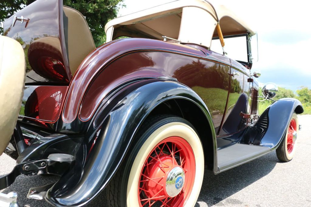 1932 Ford Model 18 Rumble Seat Roadster - 17809150 - 16