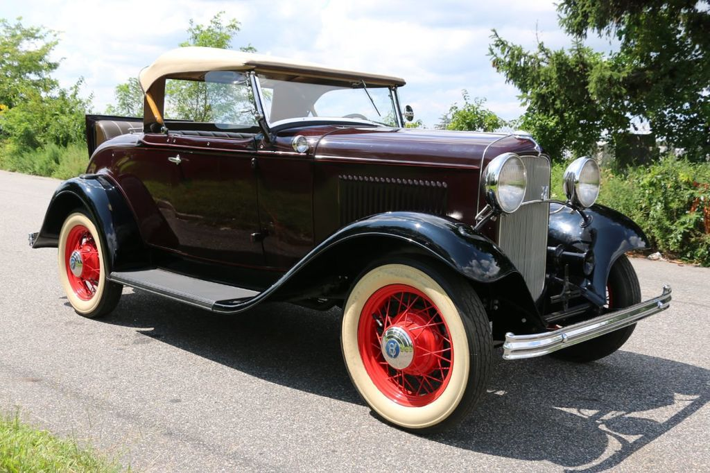 1932 Ford Model 18 Rumble Seat Roadster - 17809150 - 1