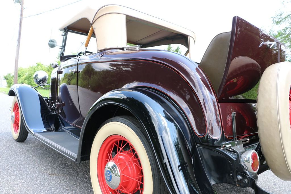 1932 Ford Model 18 Rumble Seat Roadster - 17809150 - 20