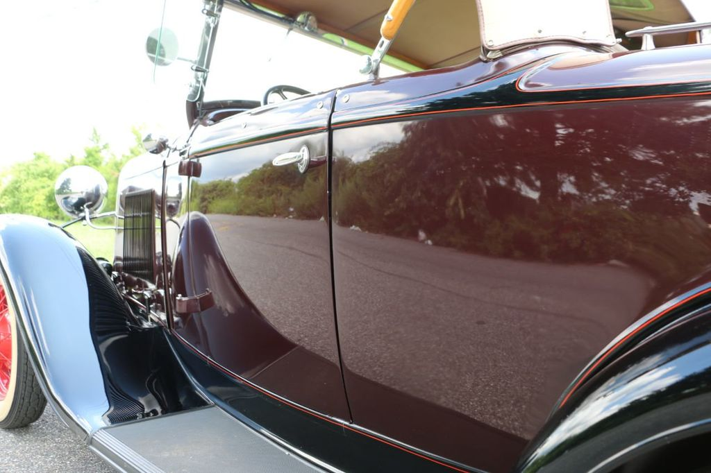 1932 Ford Model 18 Rumble Seat Roadster - 17809150 - 21