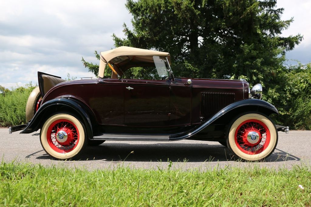 1932 Ford Model 18 Rumble Seat Roadster - 17809150 - 2