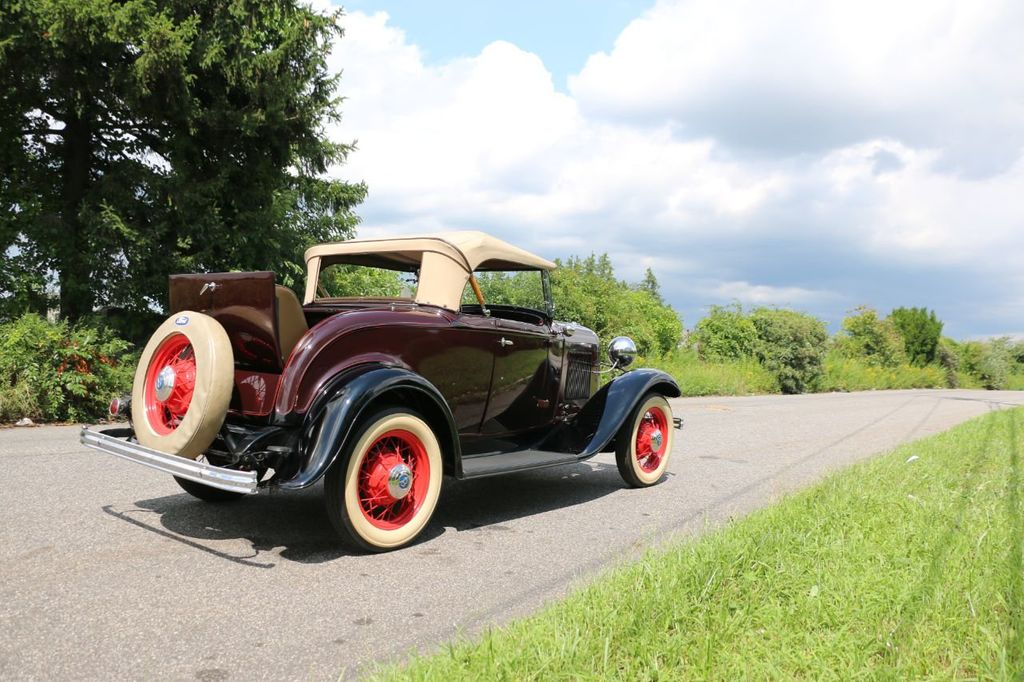 1932 Ford Model 18 Rumble Seat Roadster - 17809150 - 3