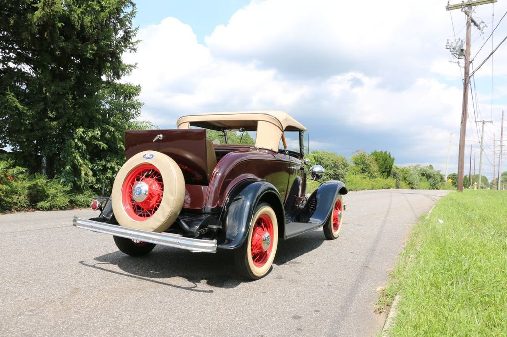 1932 Ford Model 18 Rumble Seat Roadster - 17809150 - 4