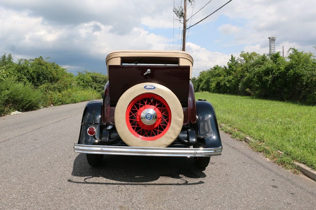 1932 Ford Model 18 Rumble Seat Roadster - 17809150 - 6