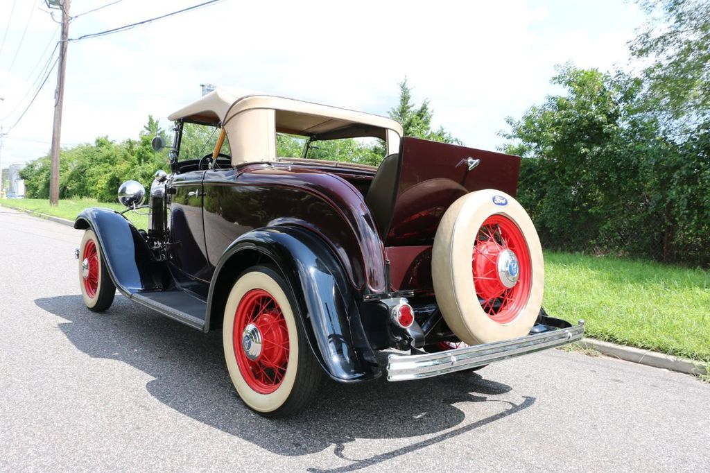 1932 Ford Model 18 Rumble Seat Roadster - 17809150 - 7