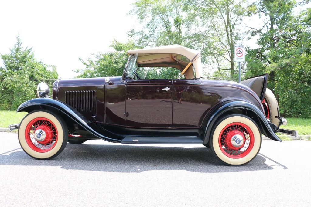 1932 Ford Model 18 Rumble Seat Roadster - 17809150 - 8