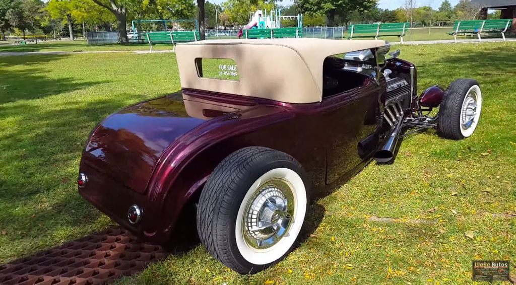 1932 Ford Model A Roadster - 14266823 - 12