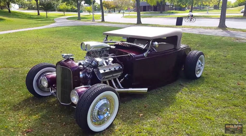 1932 Ford Model A Roadster - 14266823 - 2