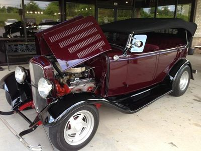 1932 Ford Phaeton Street Rod SOLD Convertible