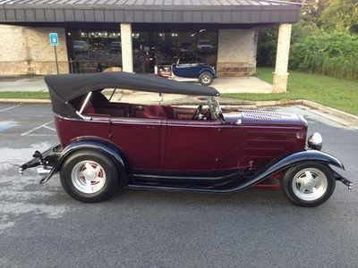 1932 Ford Phaeton Street Rod SOLD - Click to see full-size photo viewer