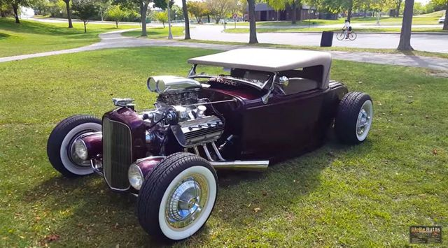 1932 Used Ford Roadster For Sale At WeBe Autos Serving