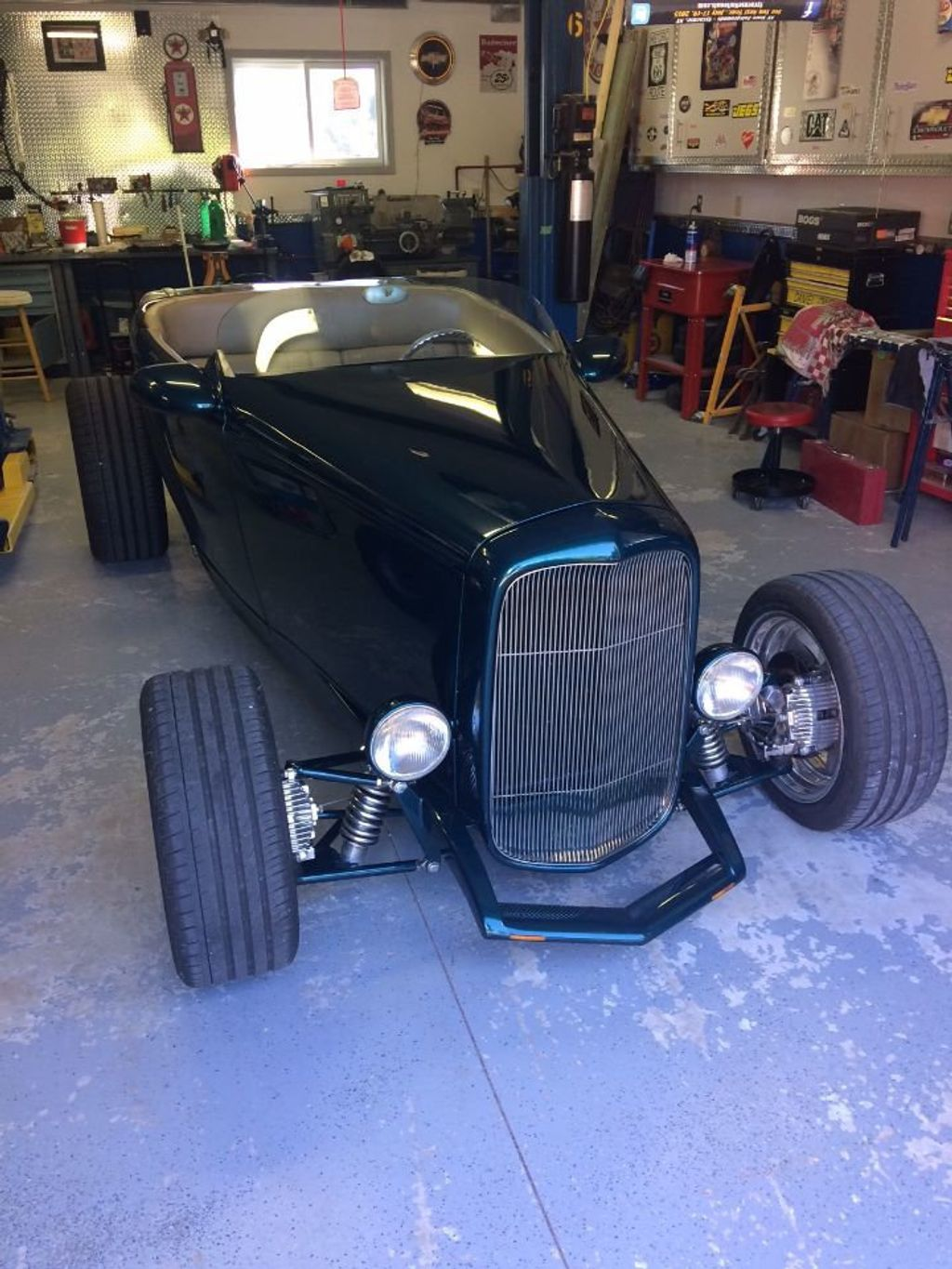 1932 Ford Roadster For Sale - 17943352 - 7