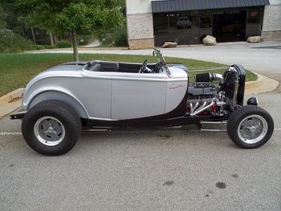 1932 Ford Roadster LS3 Highboy Roadster - Click to see full-size photo viewer