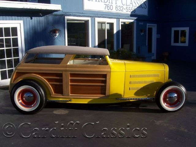 Used Ford Spruce Deuce Woodie
