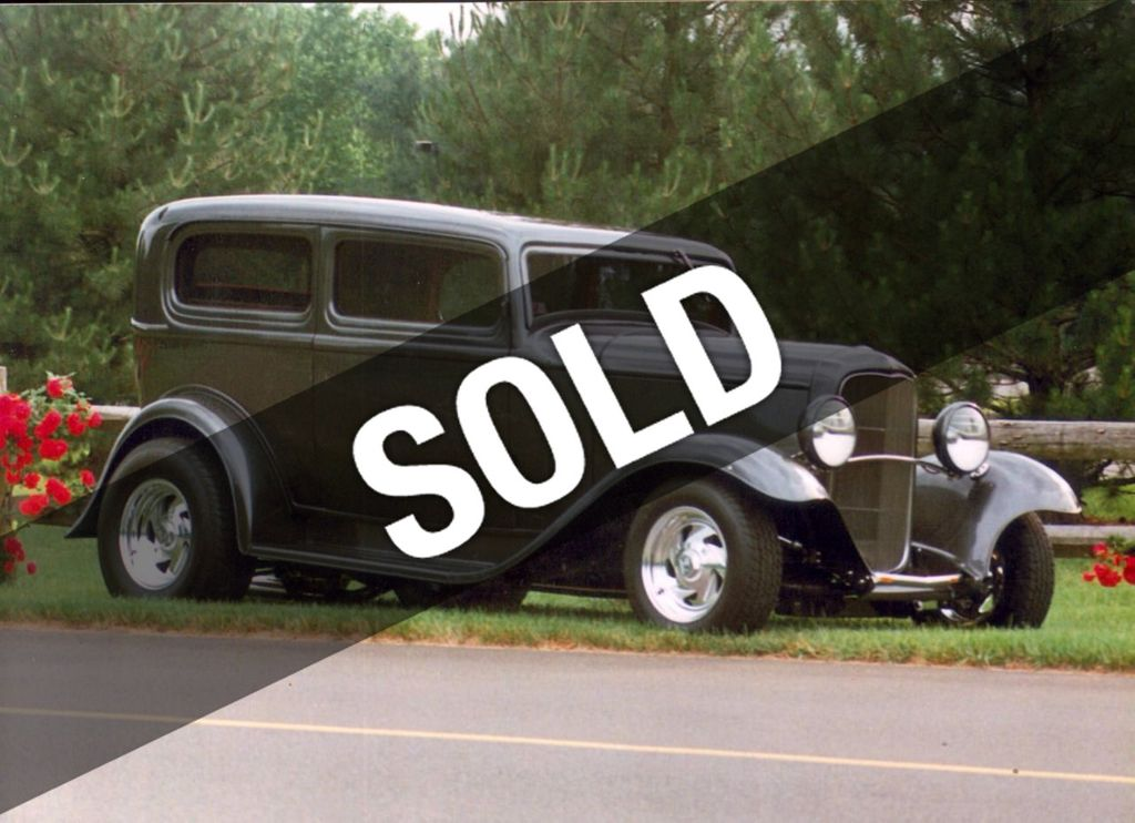 1932 Ford Tudor Hot Rod Custom For Sale Coupe for Sale in Riverhead ...