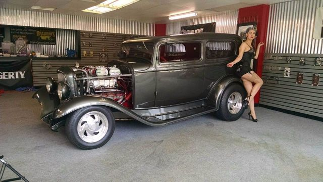 1932 Used Ford Tudor Hot Rod Custom For Sale At Webe Autos