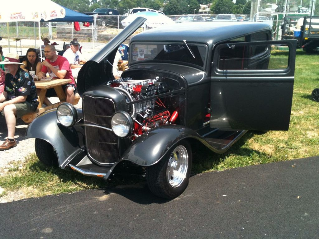 1932 Used Ford Tudor Hot Rod Custom For Sale at WeBe Autos Serving ...