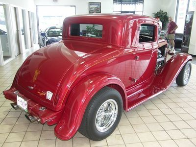1932 Plymouth PB Coupe All Steel Model - Click to see full-size photo viewer