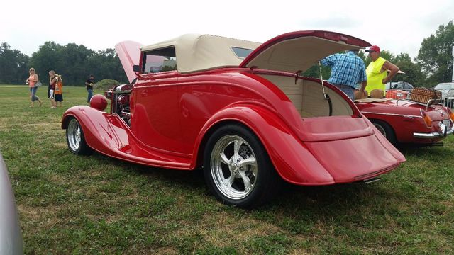 1933 Ford Model A Cabriolet - 15890902 - 1