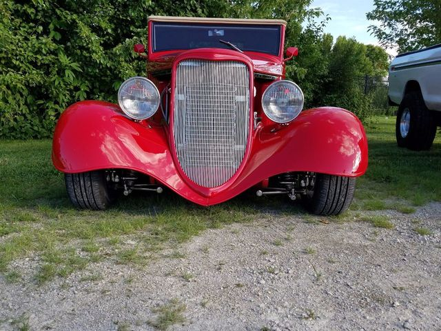 1933 Ford Model A Cabriolet - 15890902 - 3