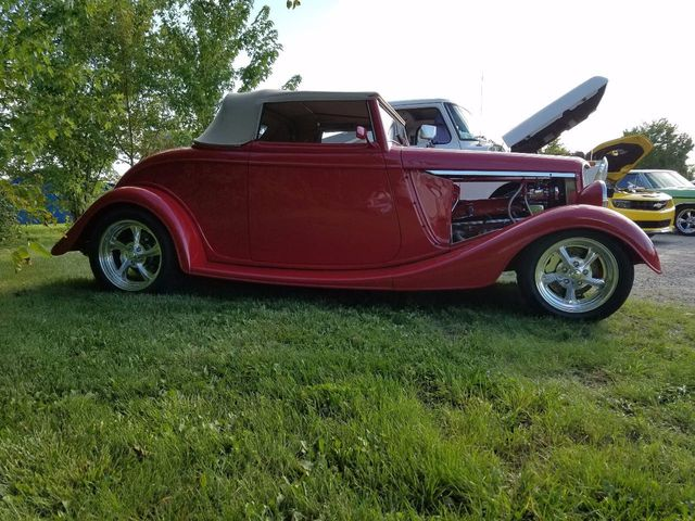 1933 Ford Model A Cabriolet - 15890902 - 5