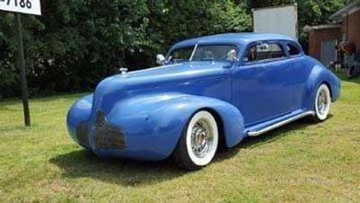 1934 Buick Electra  Coupe