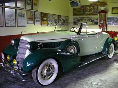 1934 Cadillac Series Twenty Convertible For Sale