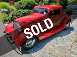 1934 Ford 3 Window Coupe - 5333666