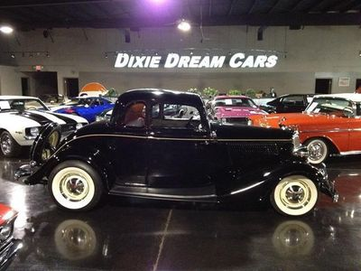 1934 Ford Deluxe SOLD Coupe