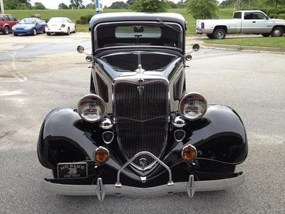 1934 Ford Deluxe SOLD - Click to see full-size photo viewer