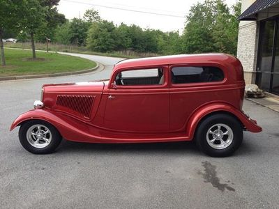 1934 Ford Tudor Sedan SOLD - Click to see full-size photo viewer