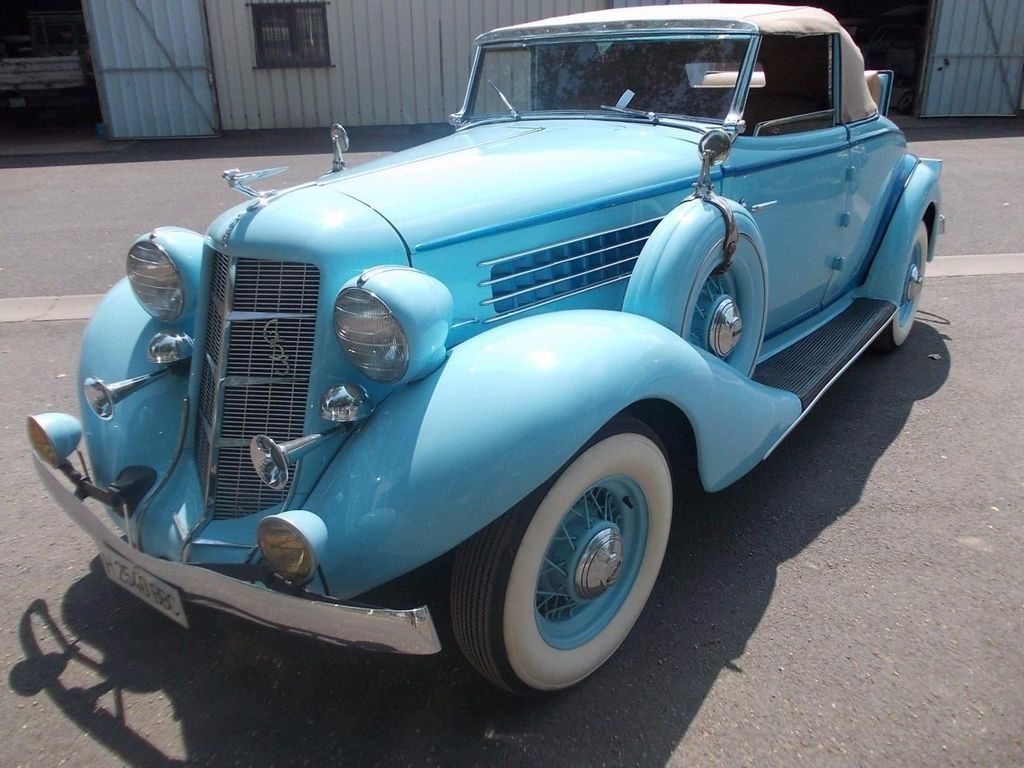 1935 Auburn 653 For Sale - 16498261 - 9