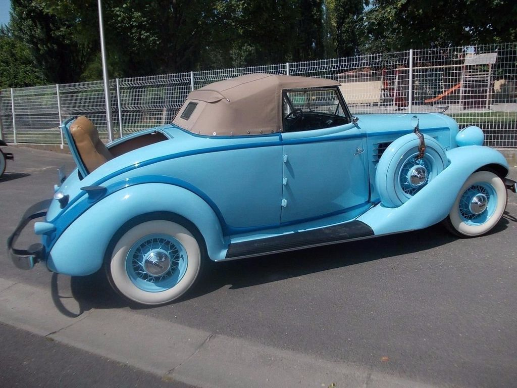 1935 Auburn 653 For Sale - 16498261 - 11