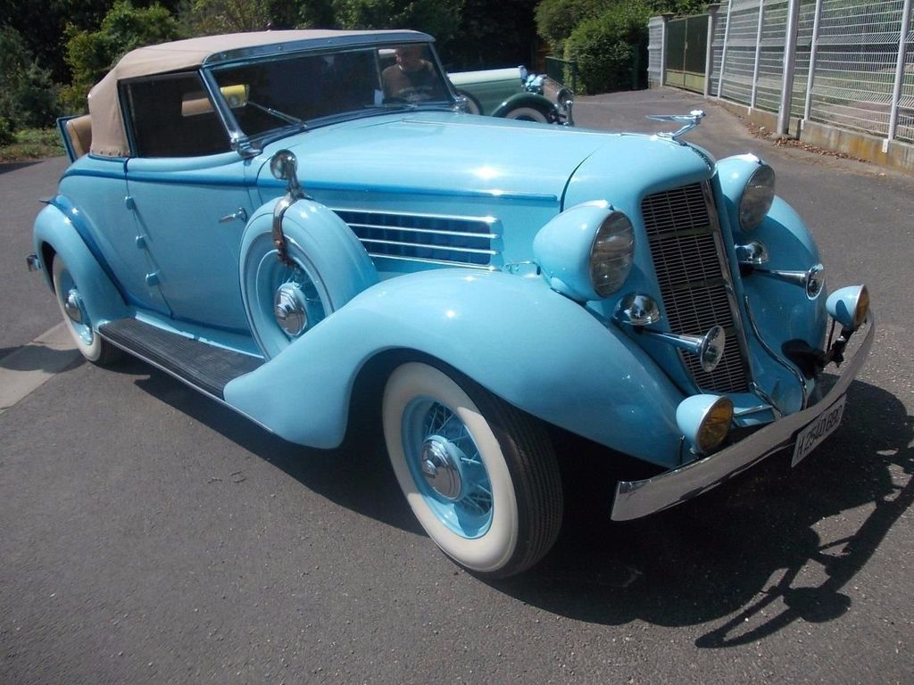 1935 Auburn 653 For Sale - 16498261 - 12