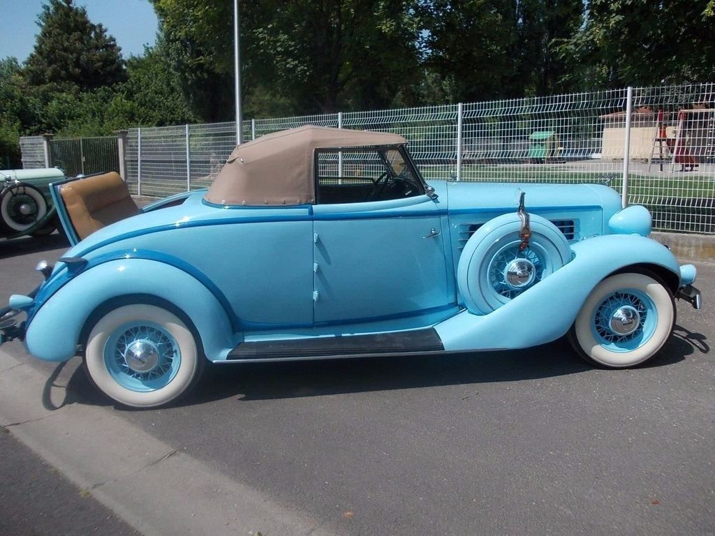 1935 Auburn 653 For Sale - 16498261 - 13