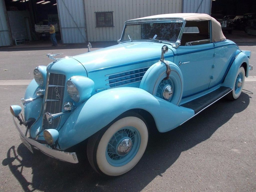 1935 Auburn 653 For Sale - 16498261 - 1