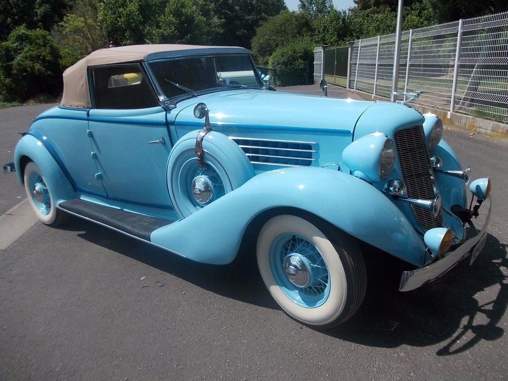 1935 Auburn 653 For Sale - 16498261 - 2
