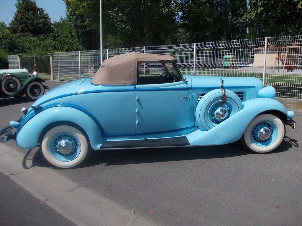 1935 Auburn 653 For Sale - 16498261 - 3