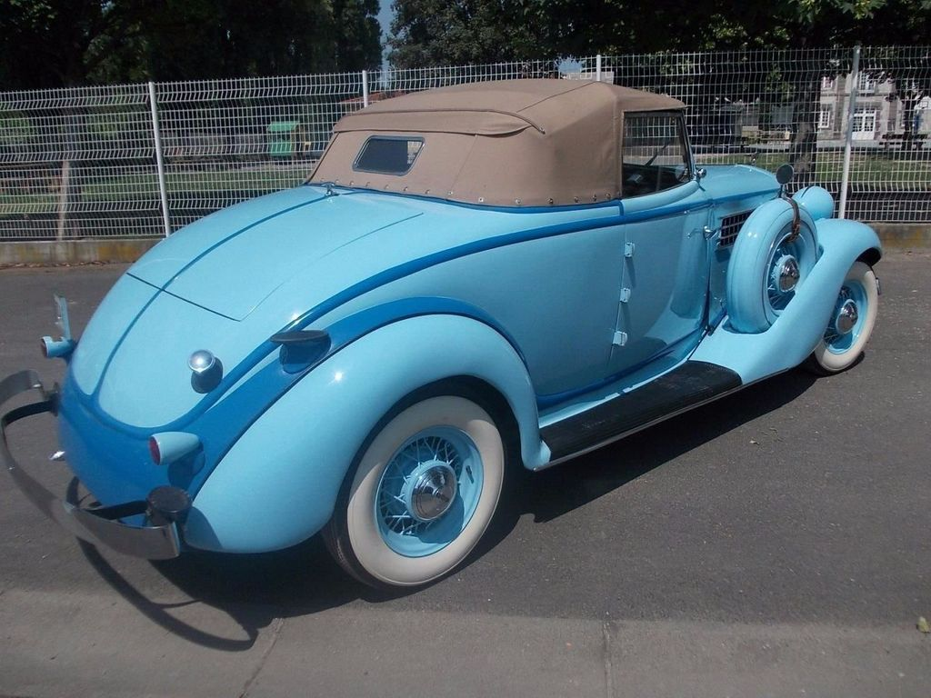 1935 Auburn 653 For Sale - 16498261 - 4