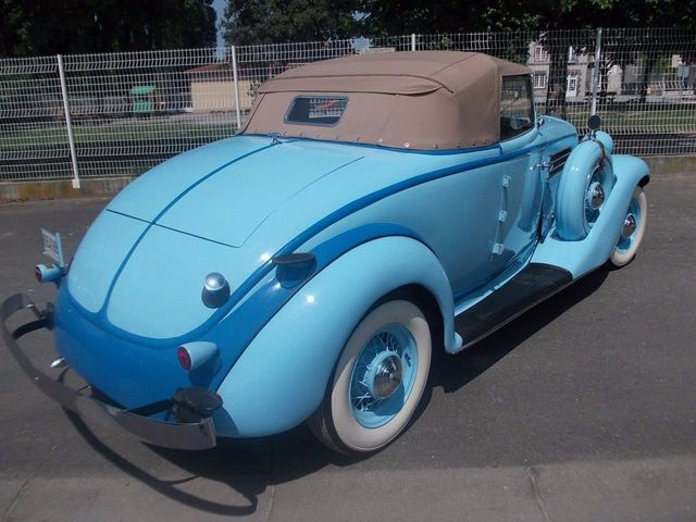1935 Auburn 653 For Sale - Click to see full-size photo viewer
