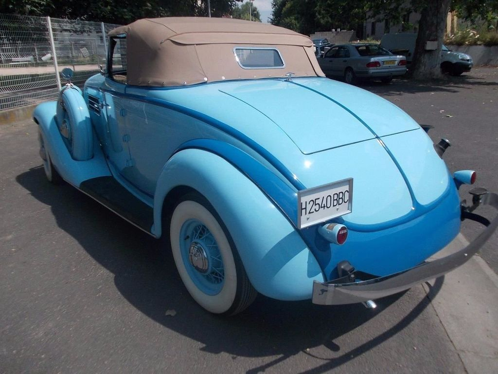 1935 Auburn 653 For Sale - 16498261 - 6