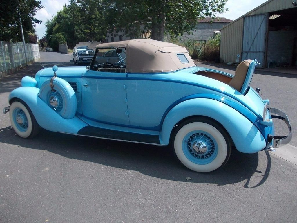 1935 Auburn 653 For Sale - 16498261 - 8